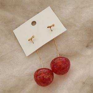 Cherries 🍒 earrings